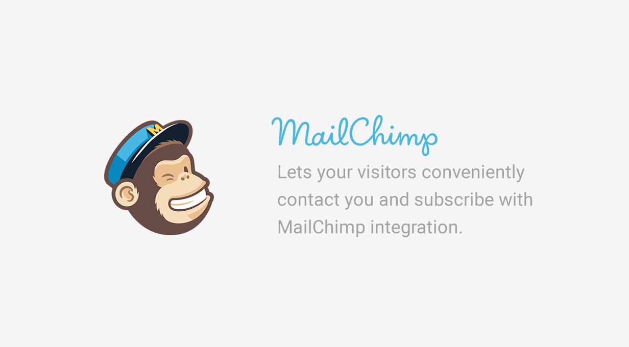 Mae Mailchimp